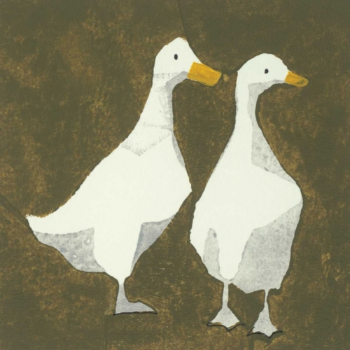 Ducks - Burns, Julia 포스터