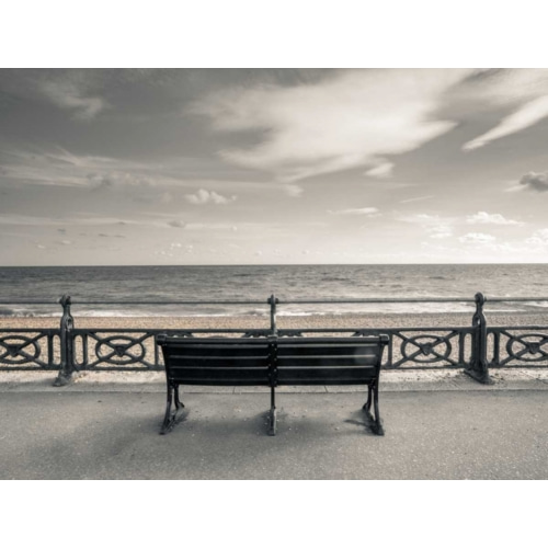 Frank, Assaf의 Bench at seaside promenade